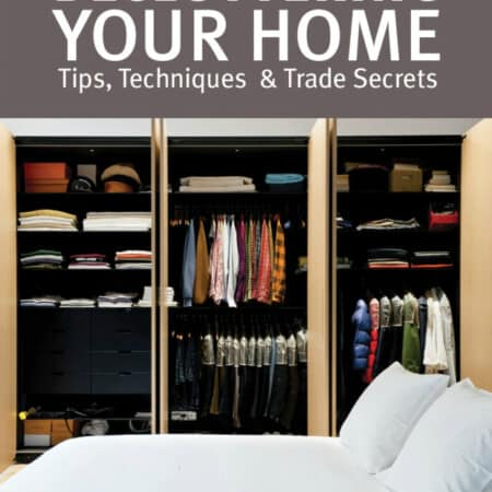 Decluttering Your Home by Geralin Thomas