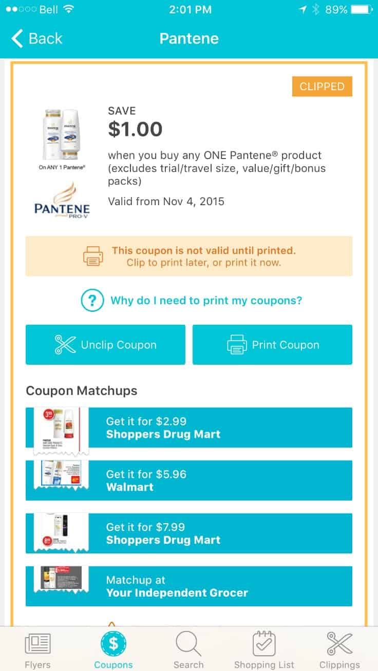flipp coupon challenge-4