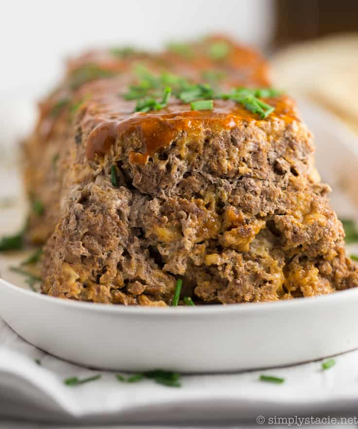 Indian Meatloaf - Not your momma's meatloaf! This is Indian Meatloaf recipe is packed with spicy exotic flavours of the far east.