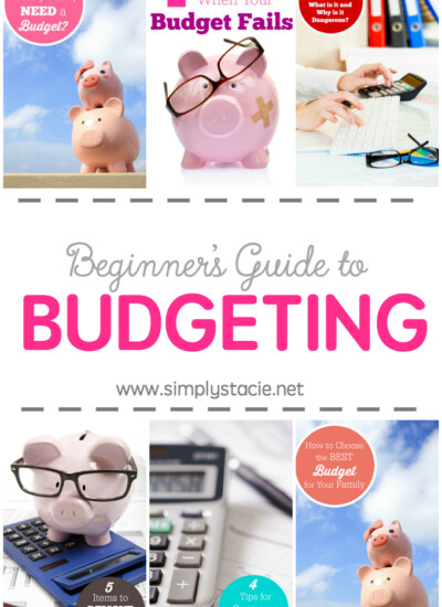 Beginner's Guide to Budgeting
