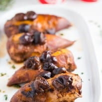 Cherry Coke Chicken