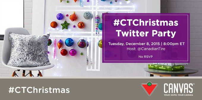 Join the #‎CTChristmas‬ Twitter Party on December 8th