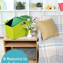 8 Reasons to Declutter Your Home