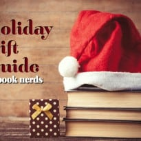 Holiday Gift Guide for Book Nerds