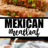 A spicy twist on a classic recipe! This Mexican Meatloaf is packed with beef, cheese, seasonings, chilies and salsa. The results is a mouthwatering meal!