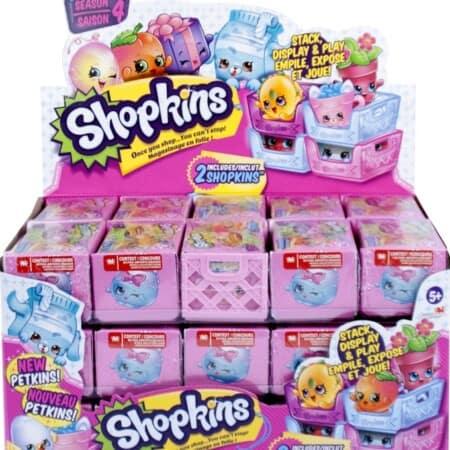 Shopkins Season 4 Collectibles Now at Showcase