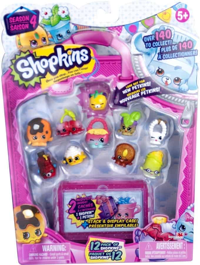 Shopkins Season 4 Collectibles Now at Showcase
