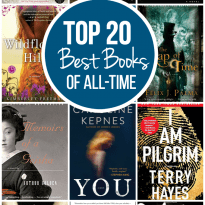 Top 20 Best Books of All-Time