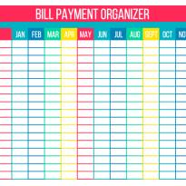 Bill Payment Organizer