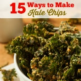 ​15 Ways to Make Kale Chips