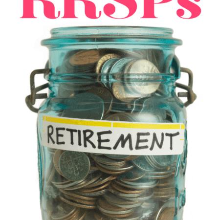 Introduction to RRSPs #MoneyWiseMoms #RRSP
