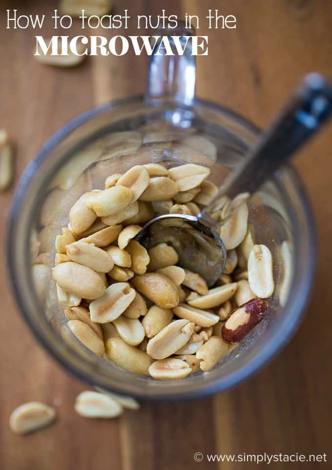 How to Toast Nuts - Have you wondered how to toast nuts? Check out these three easy ways using your microwave, oven and stove for perfect nuts every time!