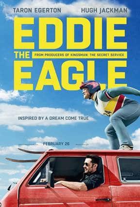 Eddie the Eagle Giveaway
