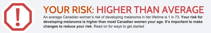 Understand Your Cancer Risk #MyCancerIQ