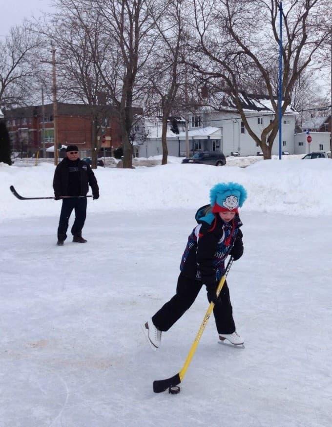 Winter Family Fun #RediscoverNature