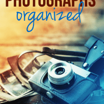 How to Keep Your Photographs Organized