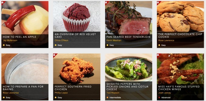 Salted is a new type of cooking school with lots of fun courses, video tutorials and more. Plus, get a code to try it 3 months for free!