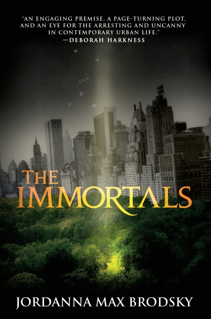 The Immortals Giveaway