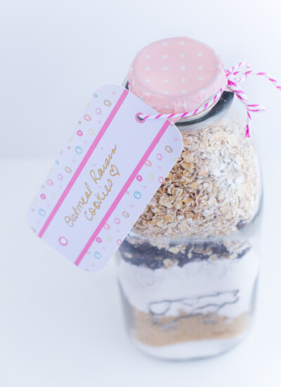 Cookie Mix in a Jar