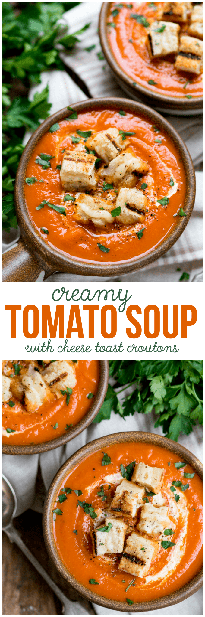 Creamy Tomato And Cream Cheese Soup Recipe — Dishmaps