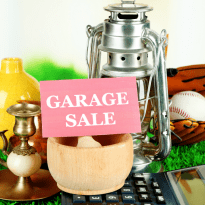 7 Ways to Successfully Negotiate at a Garage Sale