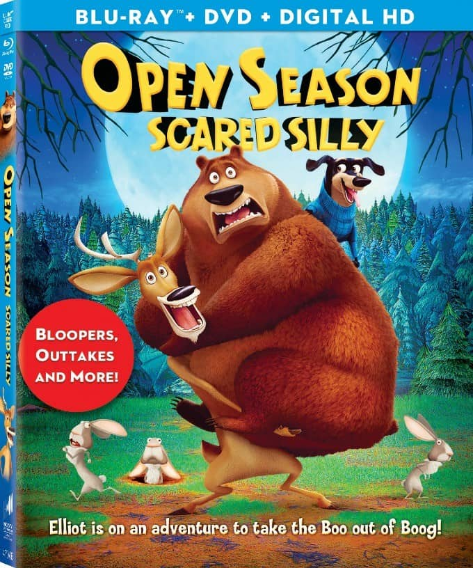 Open Season: Scared Silly Giveaway