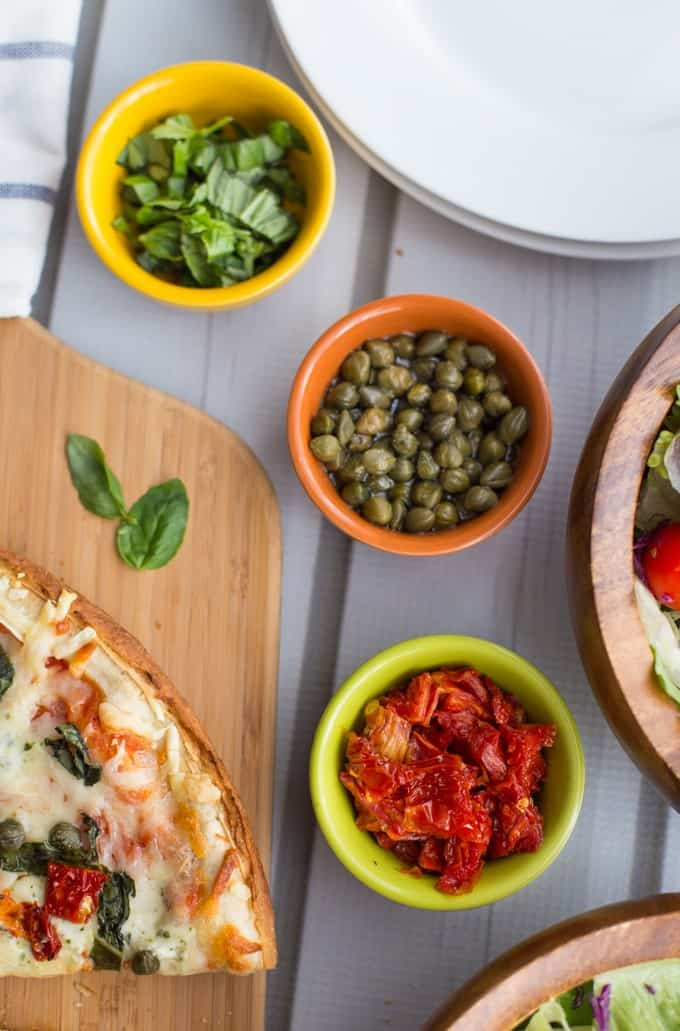 Make it a Pizza Night to Remember - Take your next date-in night to a whole new level with these delicious pizza recipes!