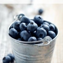 A Few Unusual Ways to Use Blueberries