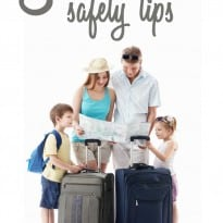 8 Family Travel Safety Tips