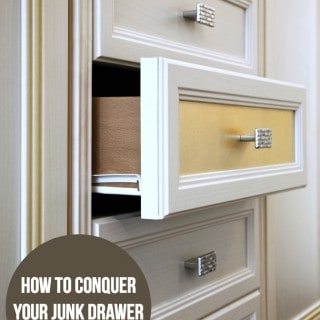 How to Conquer Your Junk Drawer for Good