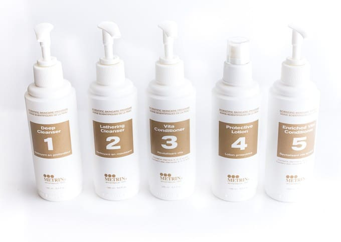 10 Great Reasons to Try the METRIN Skincare System