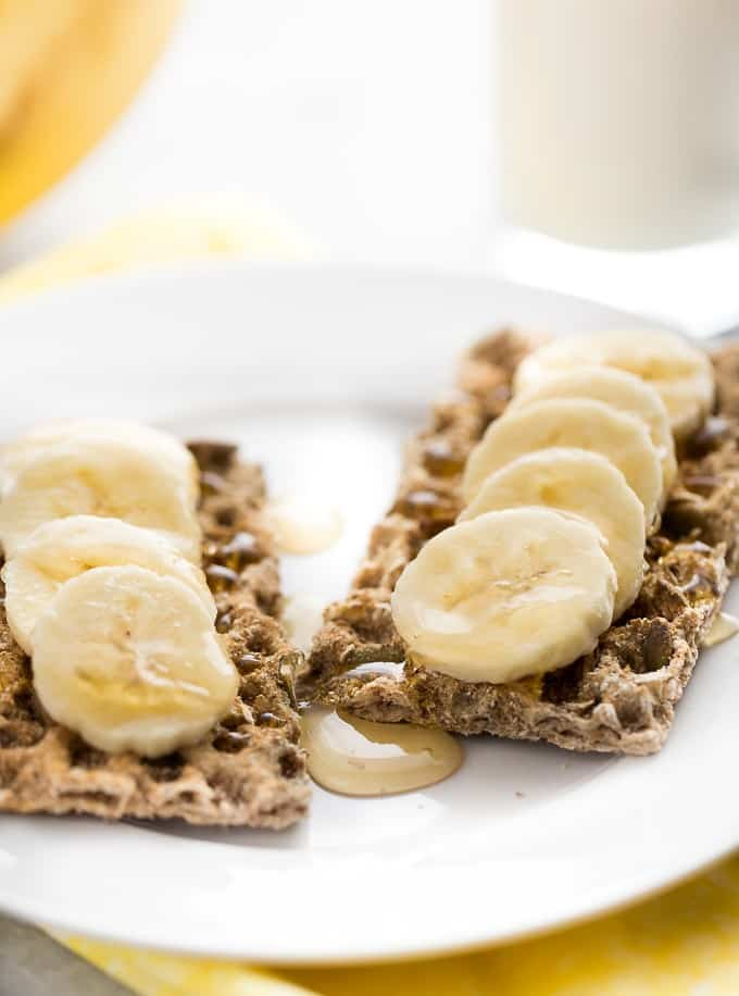 3 Easy & Delicious Snack Ideas with RYVITA
