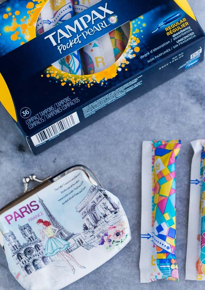 How to Create a Positive First Time Experience with Tampons - Helpful tips from a mom who has been there with her two daughters!