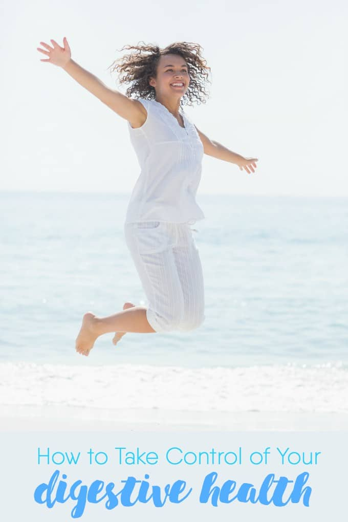 How to Take Control of Your Digestive Health and #OwnTheThrone - Follow these helpful tips to lead a healthy, balanced lifestyle and help to improve your digestive health. Don't let constipation ruin your summer!