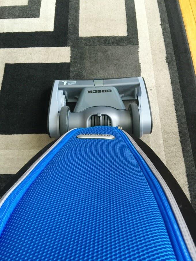 Oreck Magnesium RS Vacuum