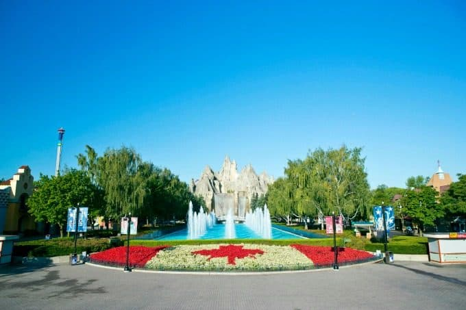 Experience Taste of Greece at Canada's Wonderland