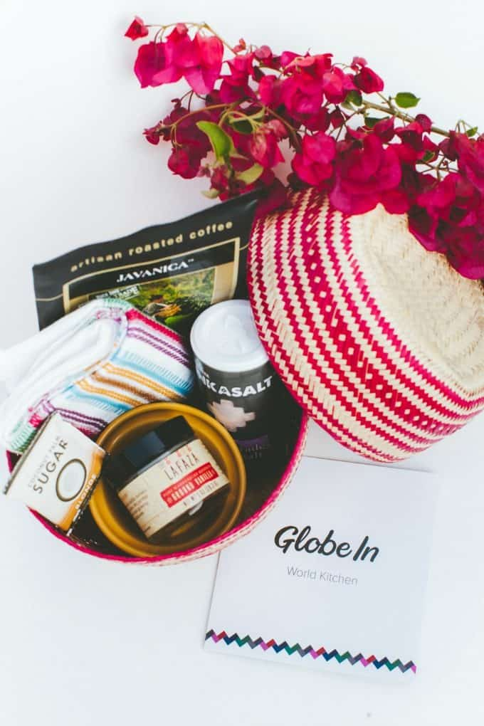 GlobeIn Artisan Boxes - A monthly subscription perfect for people who enjoy unique, handcrafted items from around the world.