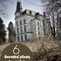 6 Haunted Places to Visit in Ontario