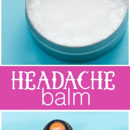 Headache Balm