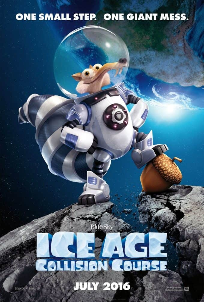 Ice Age: Collision Course Trailer #IceAge #CollisionCourse