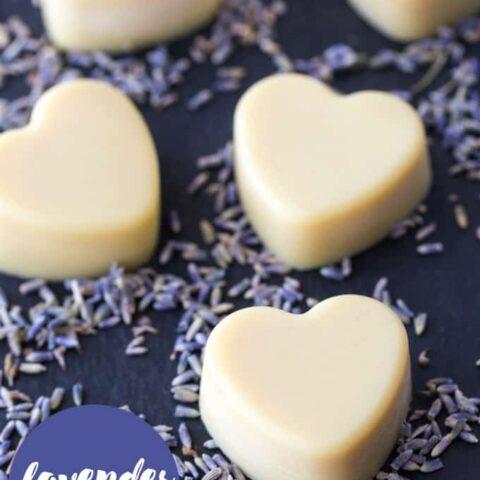 Lavender Bath Melts