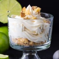 Lime Cheesecake Parfait