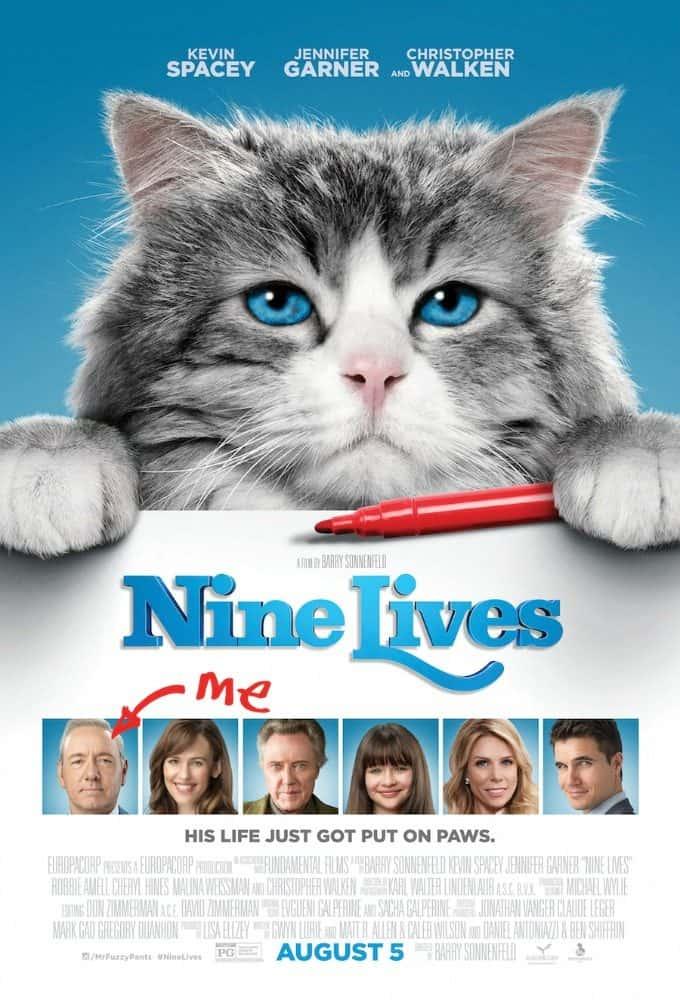 Nine Lives Trailer #NineLives