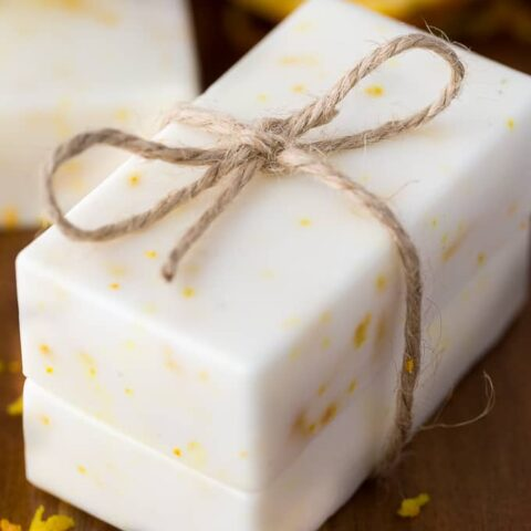 Orange Creamsicle Soap