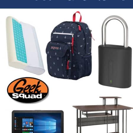 5 Back to School Must-Have Items #BestYearBestBuy