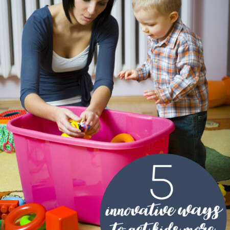 5 Innovative Ways to Get Kids More Organized