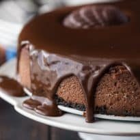 St. Lucian Chocolate Cheesecake