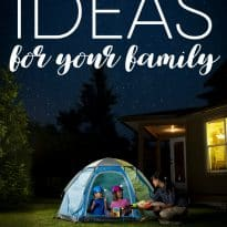 Staycation Ideas for Your Family