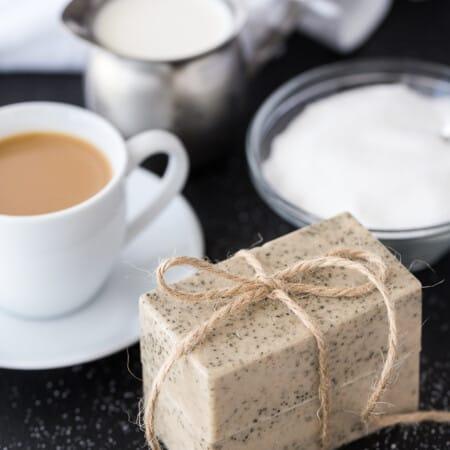 Vanilla Coffee Soap