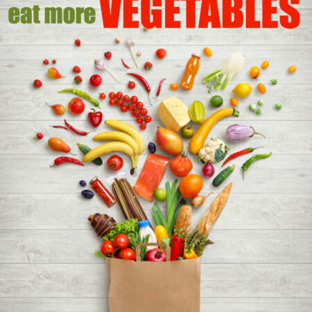 10 Tips to Get Your Kids to Eat More Vegetables
